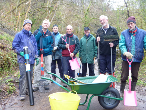 Glen Road Rescue Volunteers