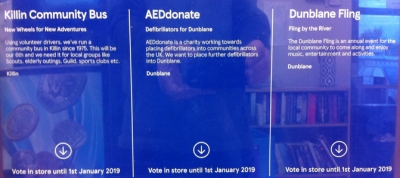 3 new projects seeking your support at Tesco Bags of Help