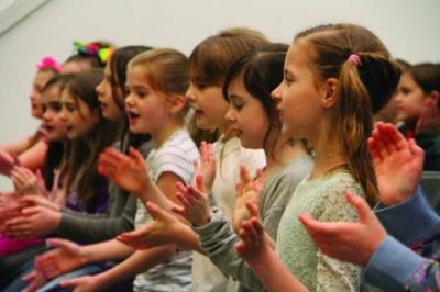 Wee Sing launches in Dunblane