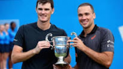 Jamie Murray wins Aegon Doubles Championship
