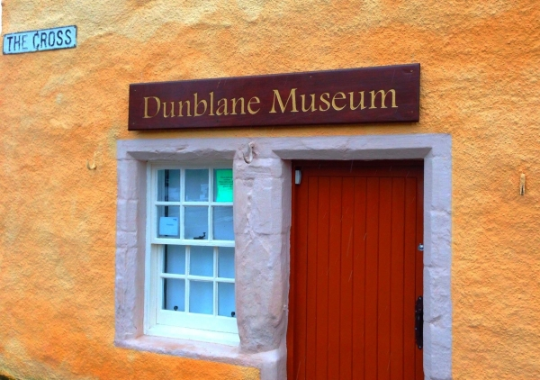 Dunblane Museum summer opening hours
