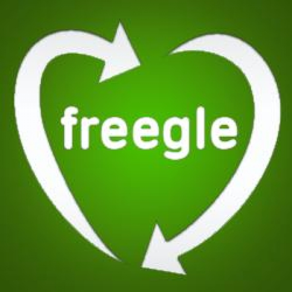 Declutter your house and recycle with Freegle in Stirling