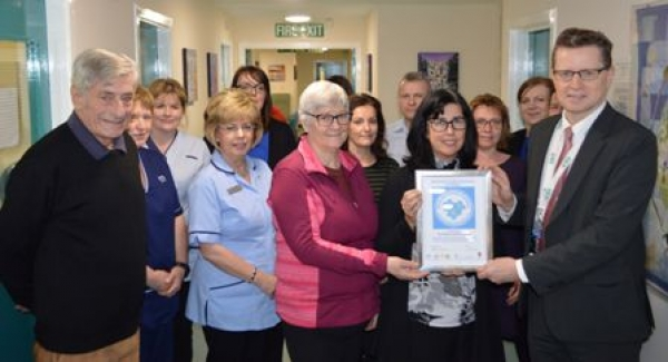 Dunblane Medical Practice is first in Dementia