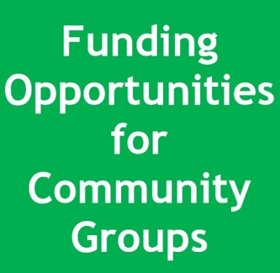 Funding Opportunities for Community Groups
