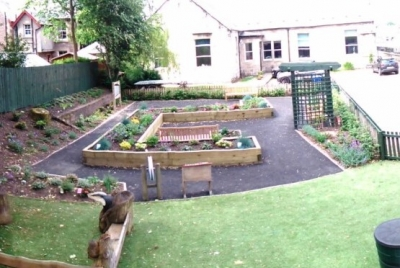 Braeport Dementia Friendly Garden opens