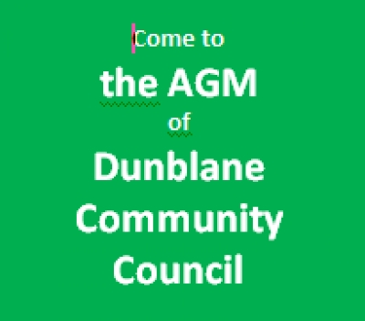 DCC AGM on 2 December @ 7pm