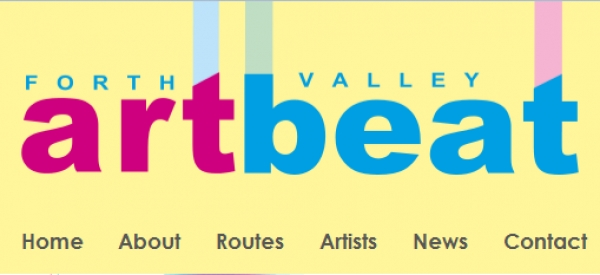 Forth Valley Artbeat (Open Studios) : from 11th to 19th June