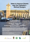 Ideas to Improve Streets around the Cathedral – Refined Designs