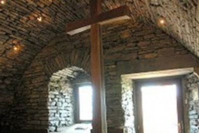 Restored 13th century chapel open to visitors at Old Churches House