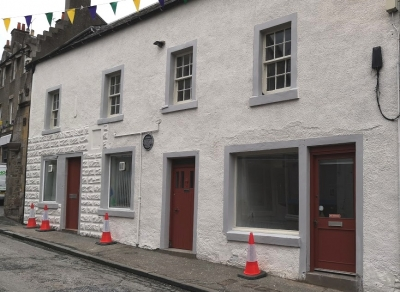 Community 'Makeover' in Dunblane's High Street
