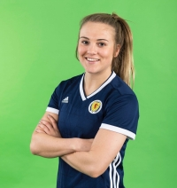 Dunblane's Fiona Brown helps Scotland to World Cup