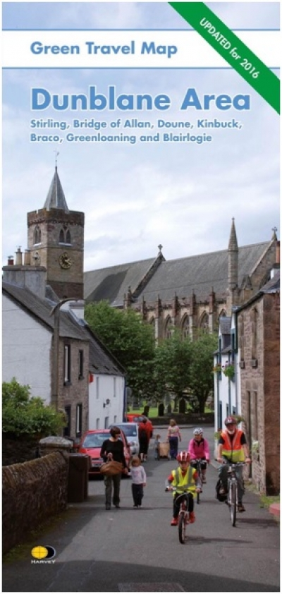 Dunblane Area Maps Update & Survey