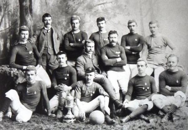 Dunblane's amazing Victorian sporting heritage