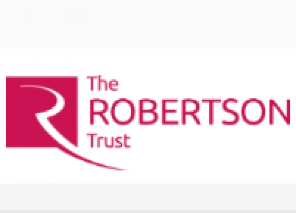 Funding available from Robertson Trust